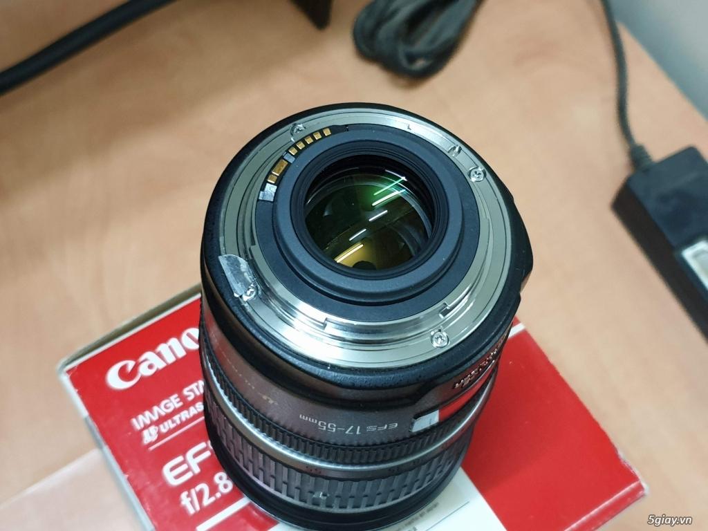 Canon EF 17-55mm F2.8 IS USM mua tại máy ảnh Xuân Sơn