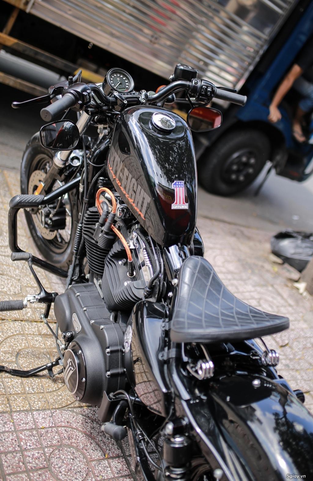 Harley davidson 48 hqcn giá sinh viên - 5