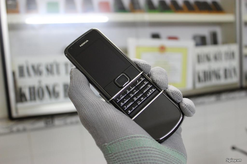Chuyên Mua. Bán Vertu - Nokia 8800 - 6700 - 8600 luna. Chính hãng. - 18