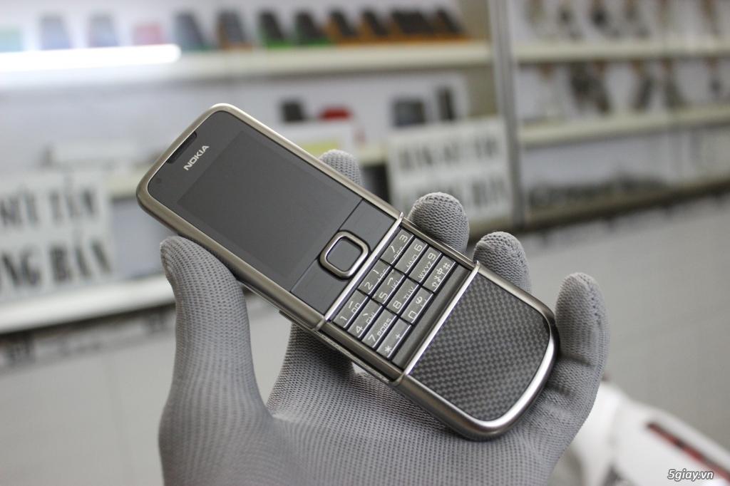 Chuyên Mua. Bán Vertu - Nokia 8800 - 6700 - 8600 luna. Chính hãng. - 12