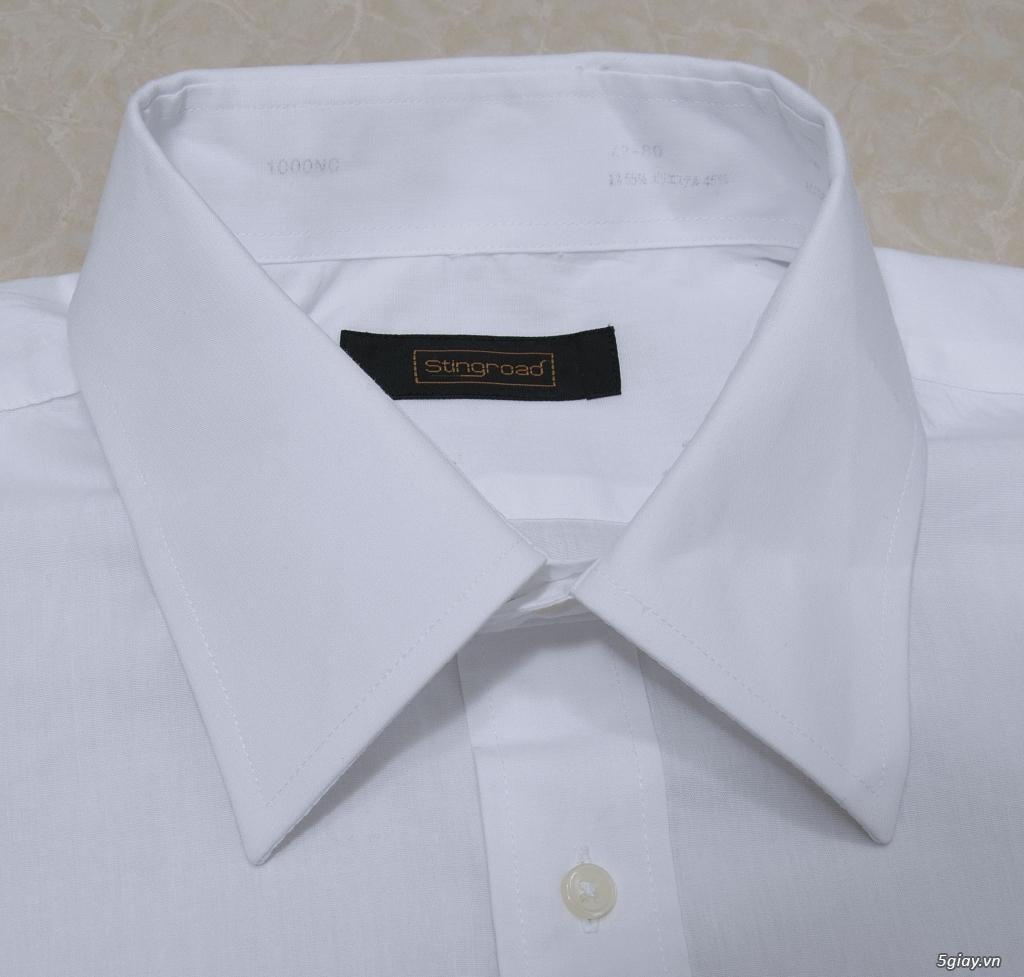 5 áo sơ mi trắng Japan chuẩn công sở mời anh em Bid khởi điểm 120k/ms ET 22h59' - 18/8/2019. - 8