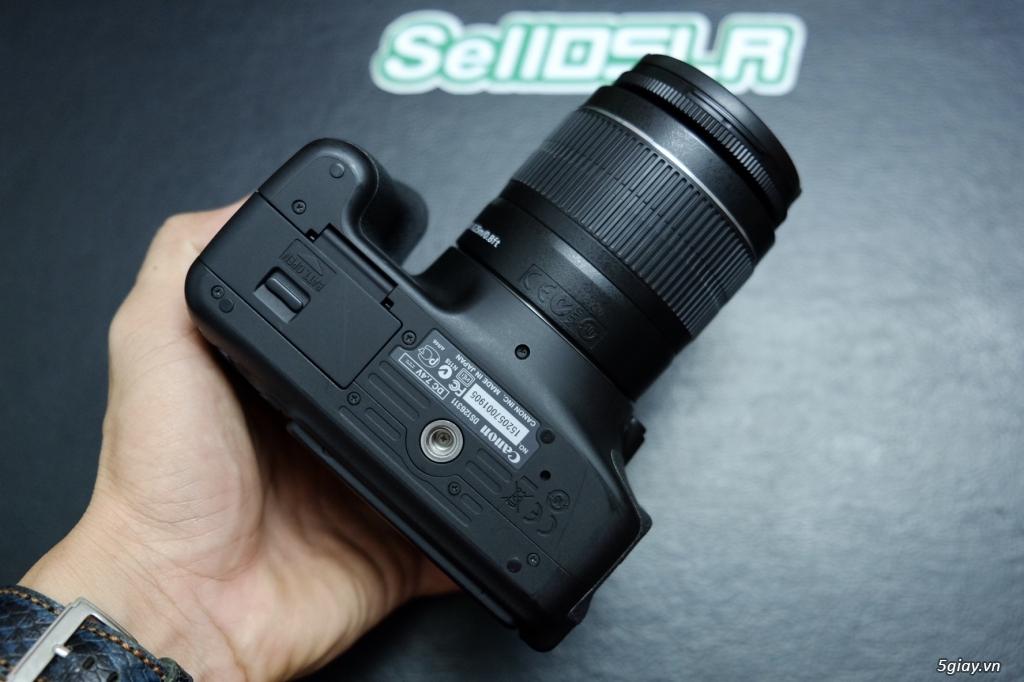 Vài Combo Canon 750D / 700D / 600D + kit 18-55 rất mới - 13