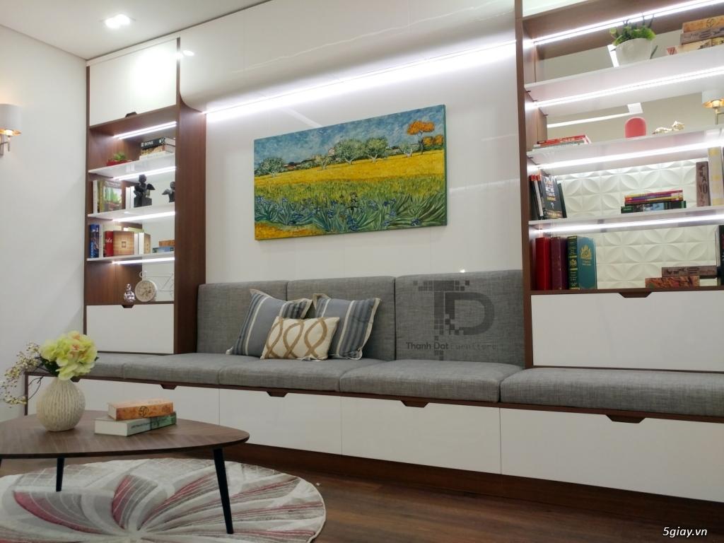 Designo Interior- Xưởng thi công thiết kế hoàn thiện trọn gói Nội thất gỗ và SOFA cao cấp Since 2009 - 21