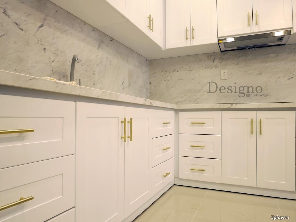 Designo Interior- Xưởng thi công thiết kế hoàn thiện trọn gói Nội thất gỗ và SOFA cao cấp Since 2009 - 46