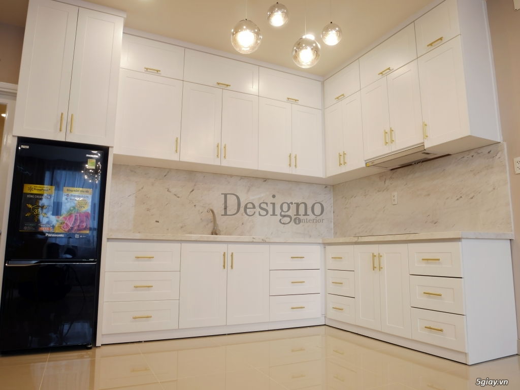 Designo Interior- Xưởng thi công thiết kế hoàn thiện trọn gói Nội thất gỗ và SOFA cao cấp Since 2009 - 44