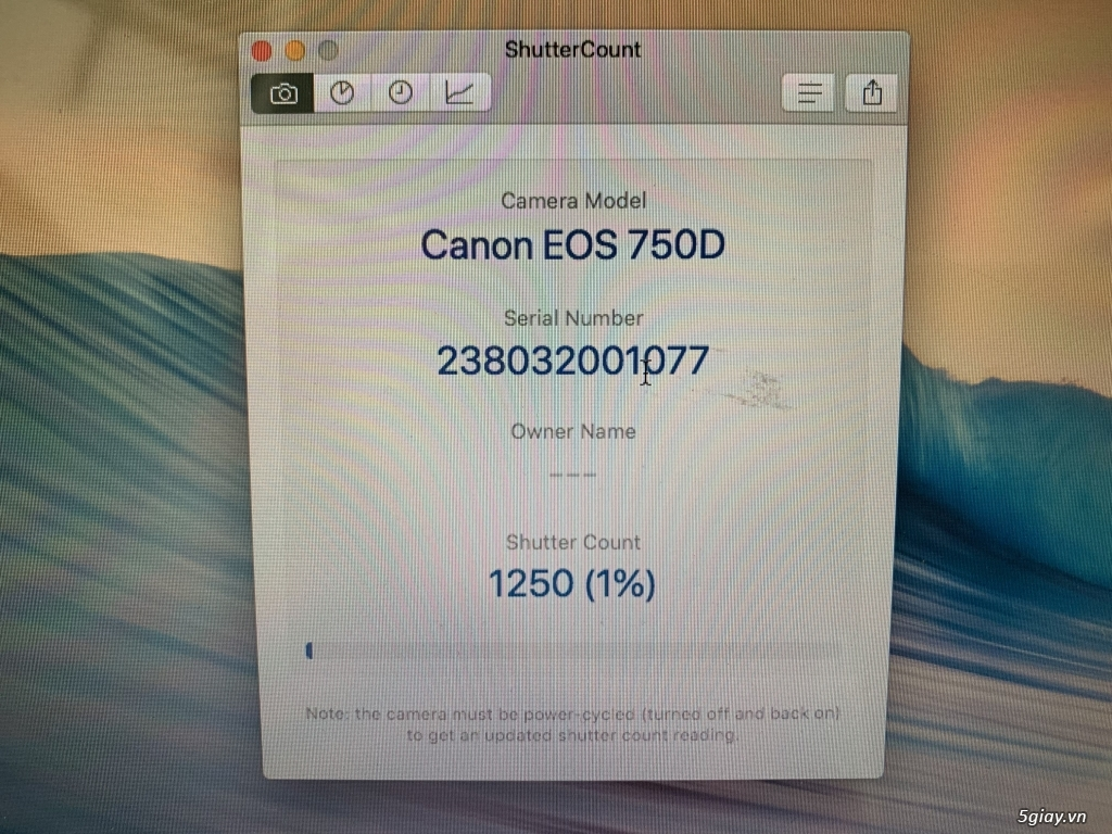 Vài Combo Canon 750D / 700D / 600D + kit 18-55 rất mới - 2