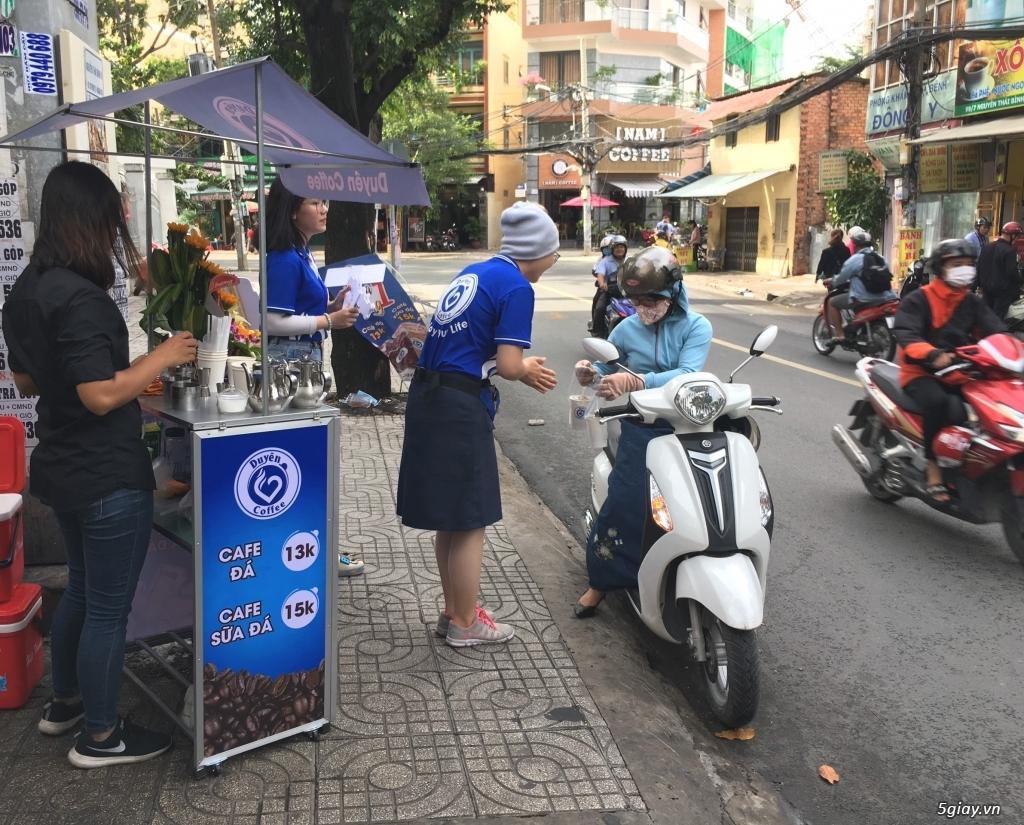 Tân Bình HCM - Cần Tuyển 30 Bạn Partime Bán Hàng Cafe Take-away - 1