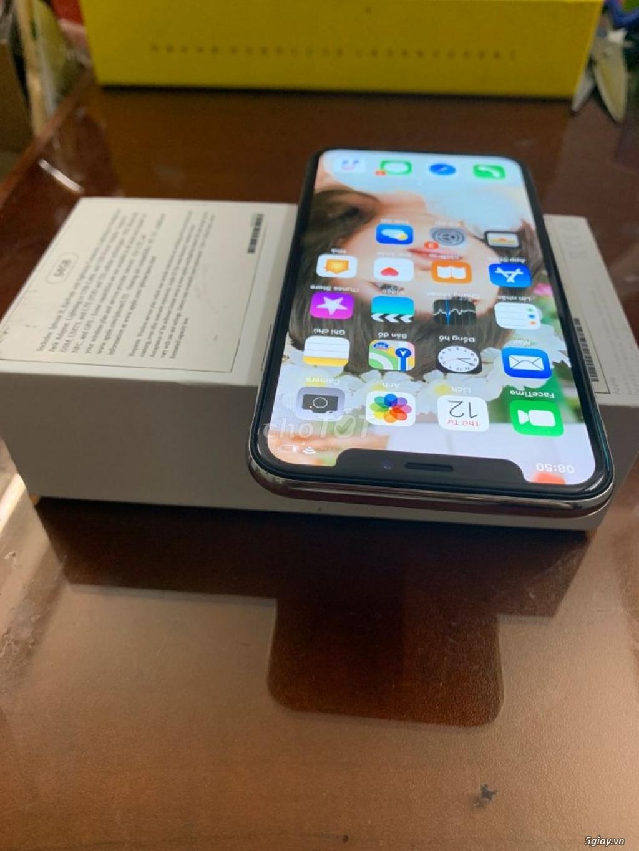 IPhone X 64gb Quốc tế Zin All - 3