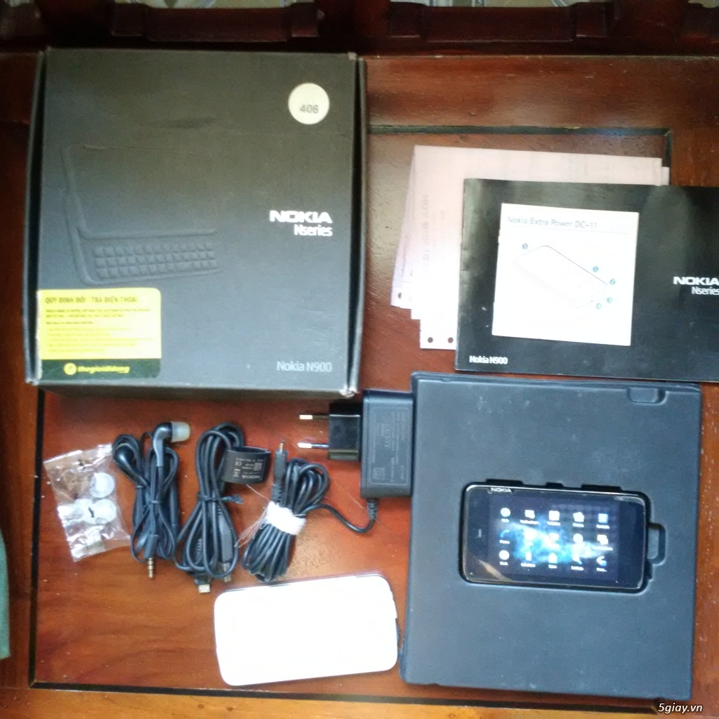 Nokia N900 Fullbox - 2