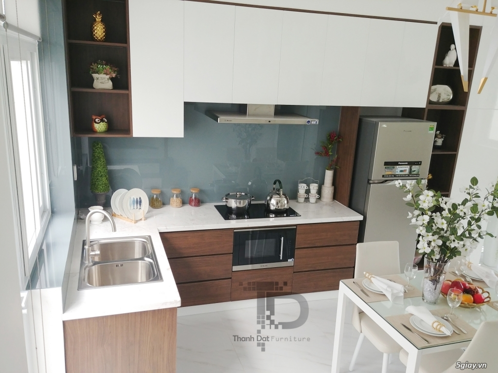 Designo Interior- Xưởng thi công thiết kế hoàn thiện trọn gói Nội thất gỗ và SOFA cao cấp Since 2009 - 38