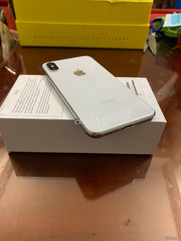 IPhone X 64gb Quốc tế Zin All - 1