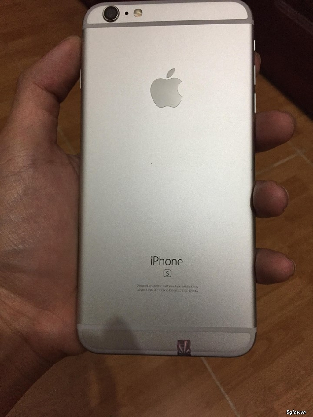 Iphone 6s Plus 16Gb Quốc Tế Zin all. - 4