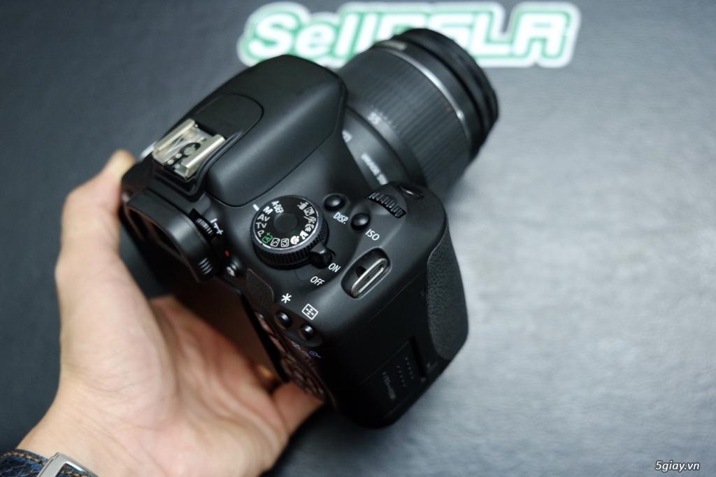 Vài Combo Canon 750D / 700D / 600D + kit 18-55 rất mới - 11