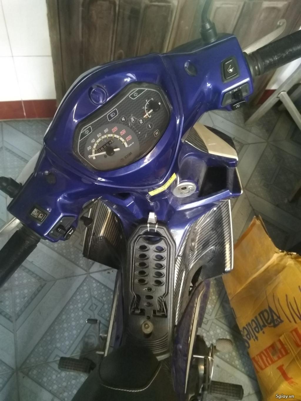 Sym galaxy sport 110cc côn tay 10T - 1