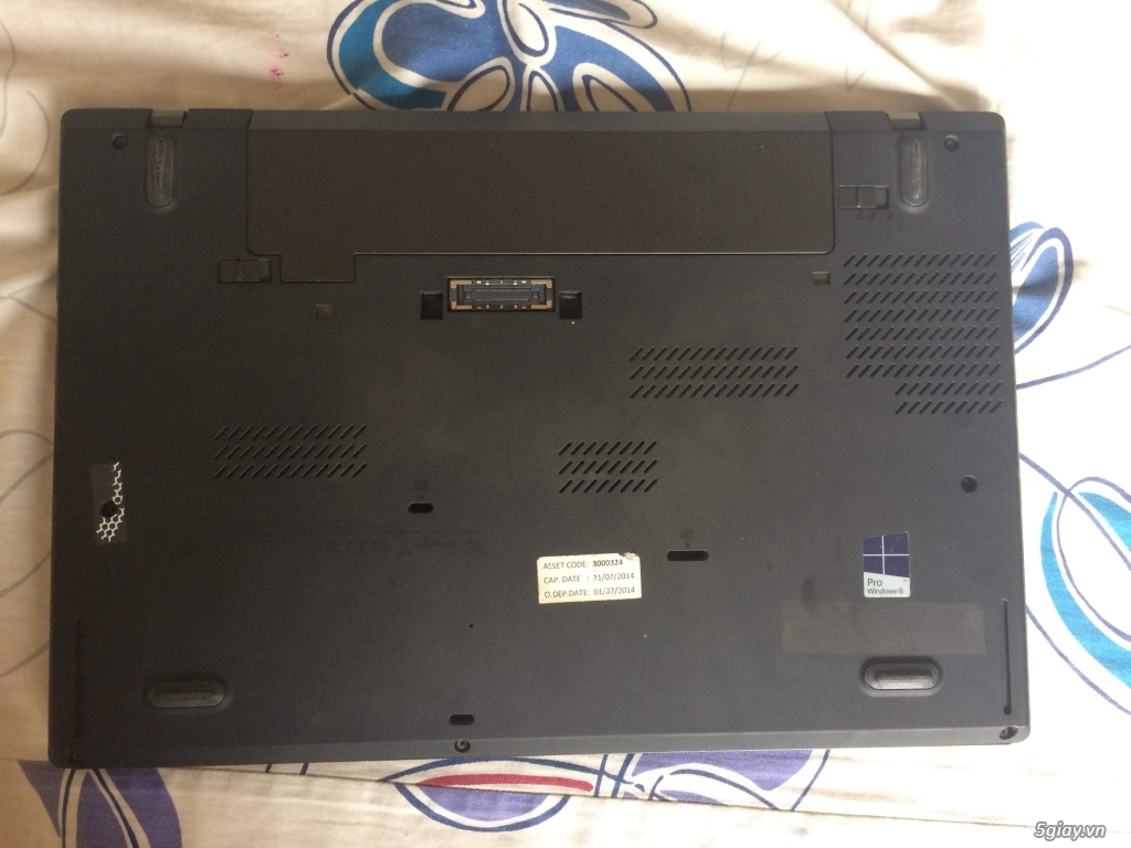 THINKPAD T440 Core I5 Ram 8G SSD 240G