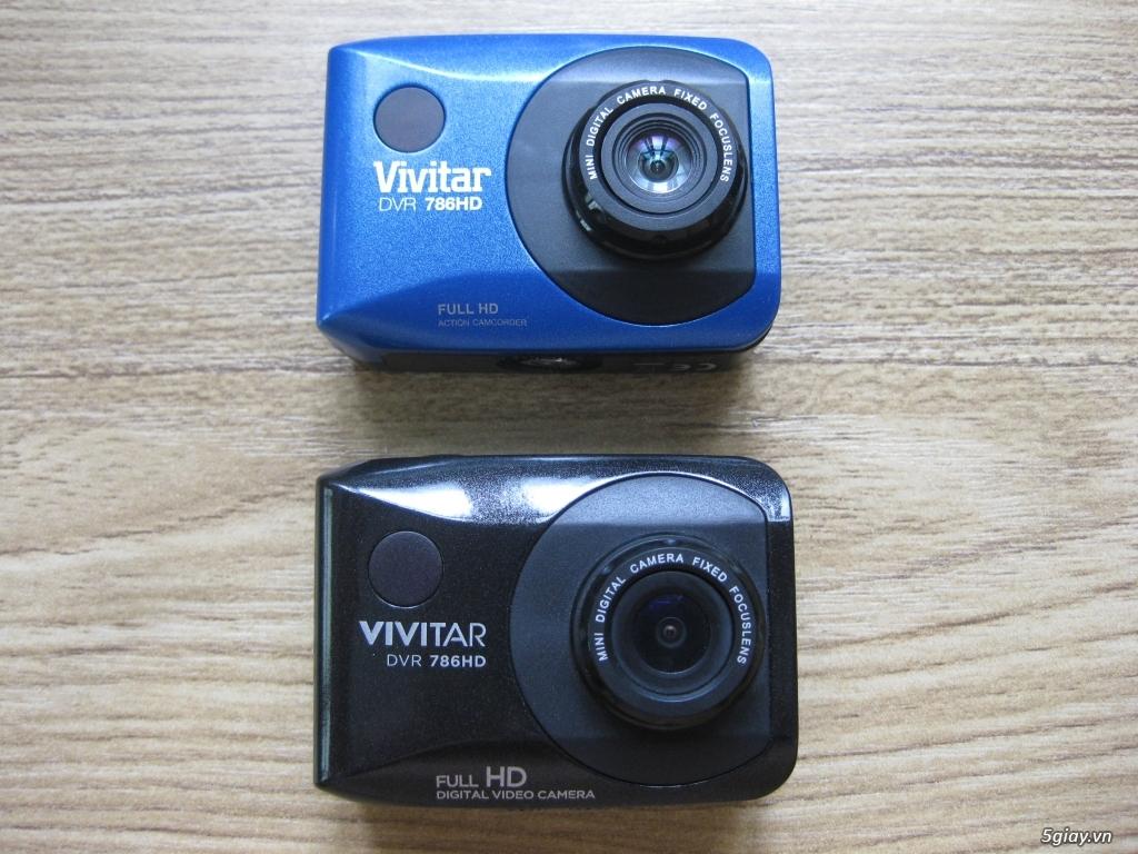 [Camera hành trình] VIVITAR DVR 786HD from USA / End 22h59 18/08/2019. - 2