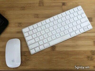 Bàn phím và Chuột không dây Apple Wireless Keyboard 2, Mouse magic 2