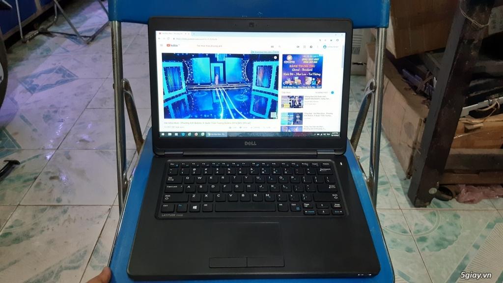 Bán Laptop DELL Latitude E5450, Core i5, Ram 4GB, SSD 250G, 14 inch