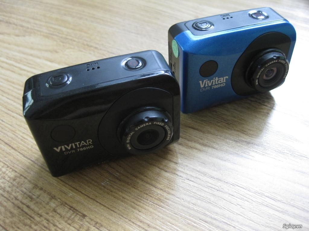 [Camera hành trình] VIVITAR DVR 786HD from USA / End 22h59 18/08/2019.