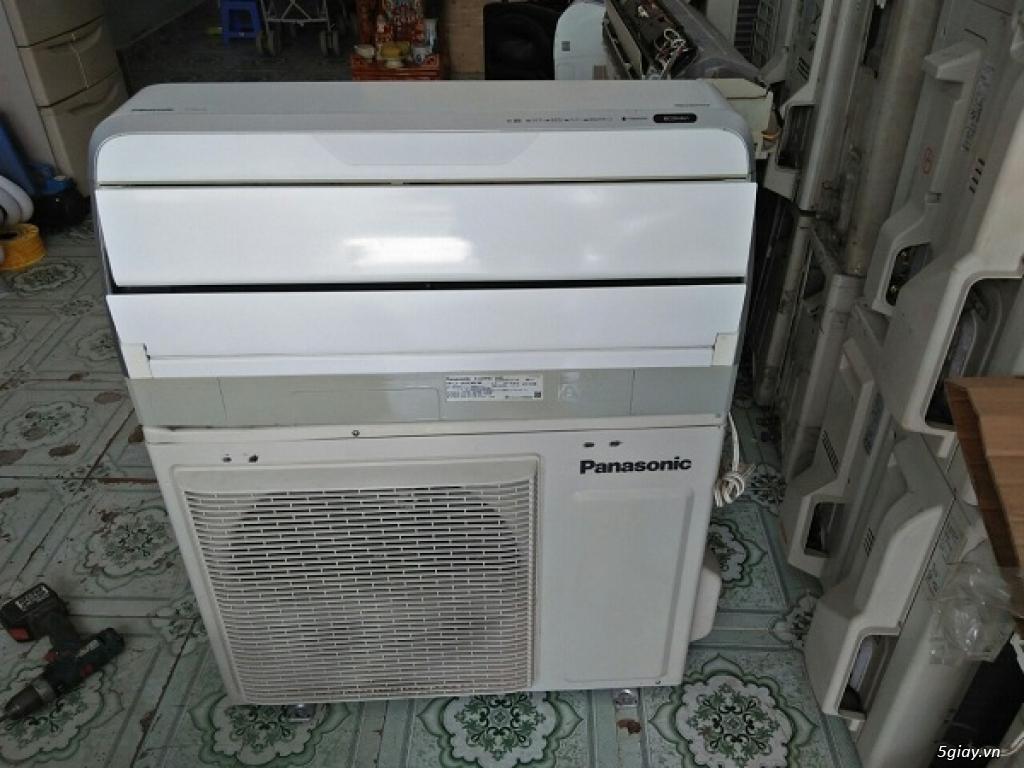 Máy lạnh cũ VIP 1.5HP PANASONIC, màn hình, autoclean, date 2015