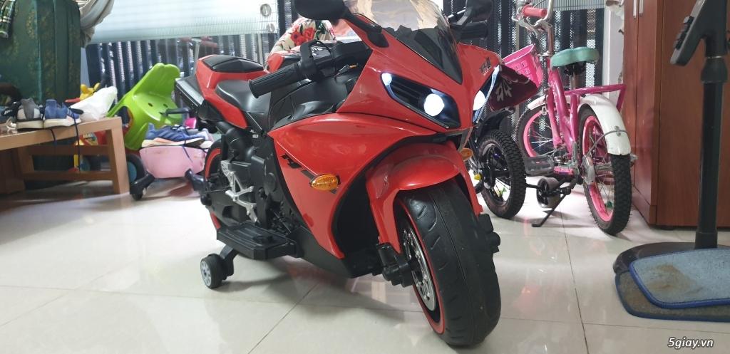 Bán Siêu xe Moto điện cực ngầu cho bé trai