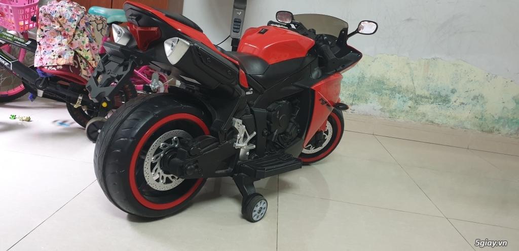 Bán Siêu xe Moto điện cực ngầu cho bé trai - 2