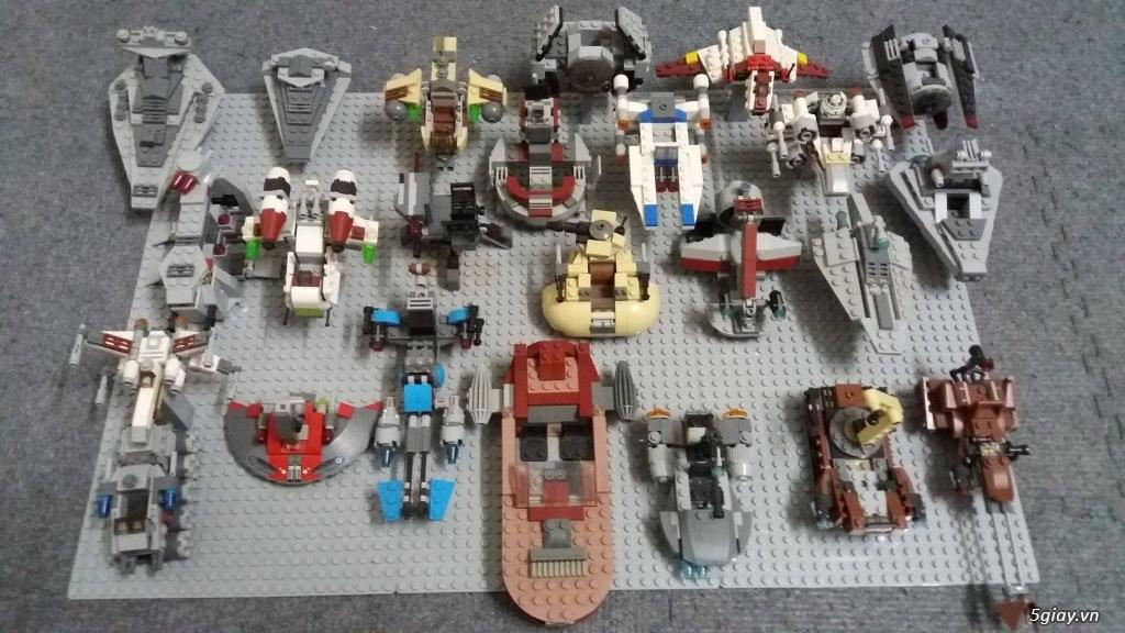 Cần bán kho tàng LEGO chính hãng