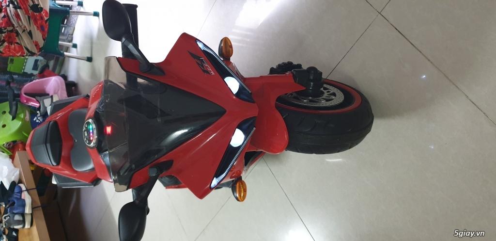 Bán Siêu xe Moto điện cực ngầu cho bé trai - 1