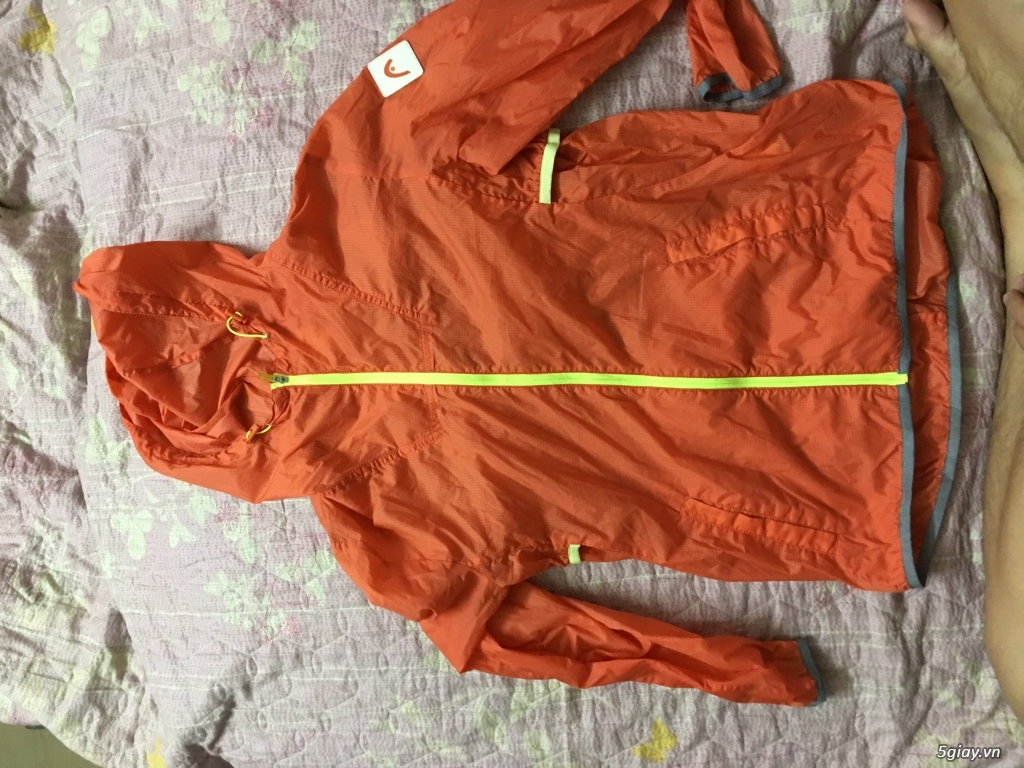 4 cái áo khoác nữ dù một lớp siêu mới siêu chất Hot hot hot - 3