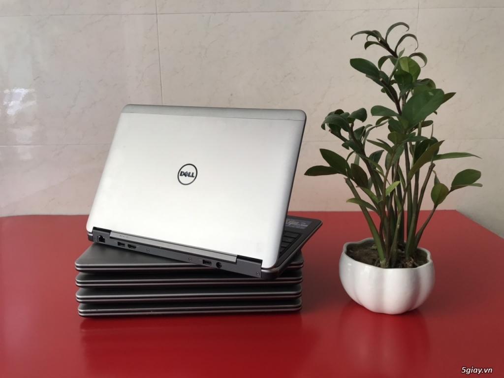 Laptop dell E7240 Intel core i5 4300U ram 4GB SSD 128GB 12.5inch - 1
