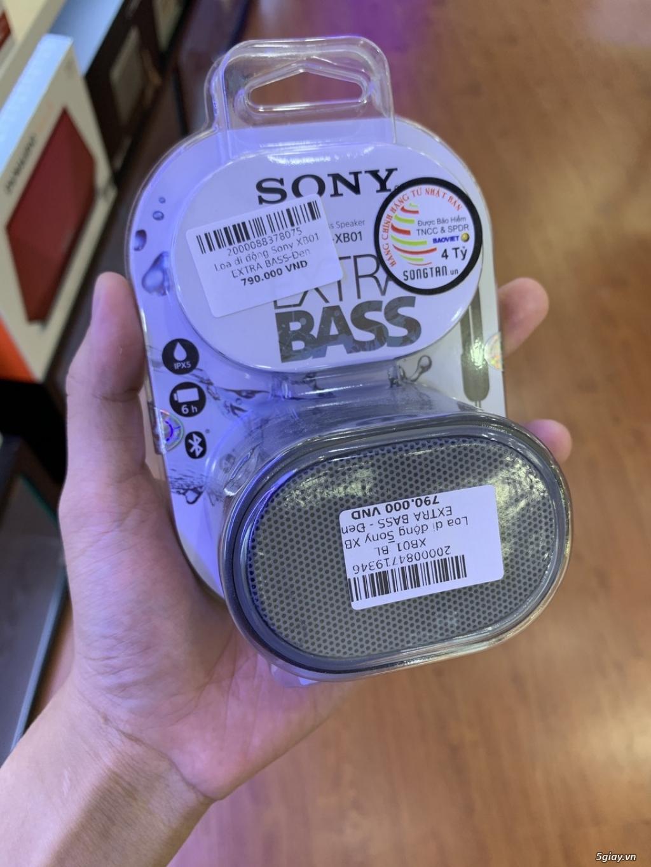 Loa di động Sony XB01 EXTRA BASS - 2