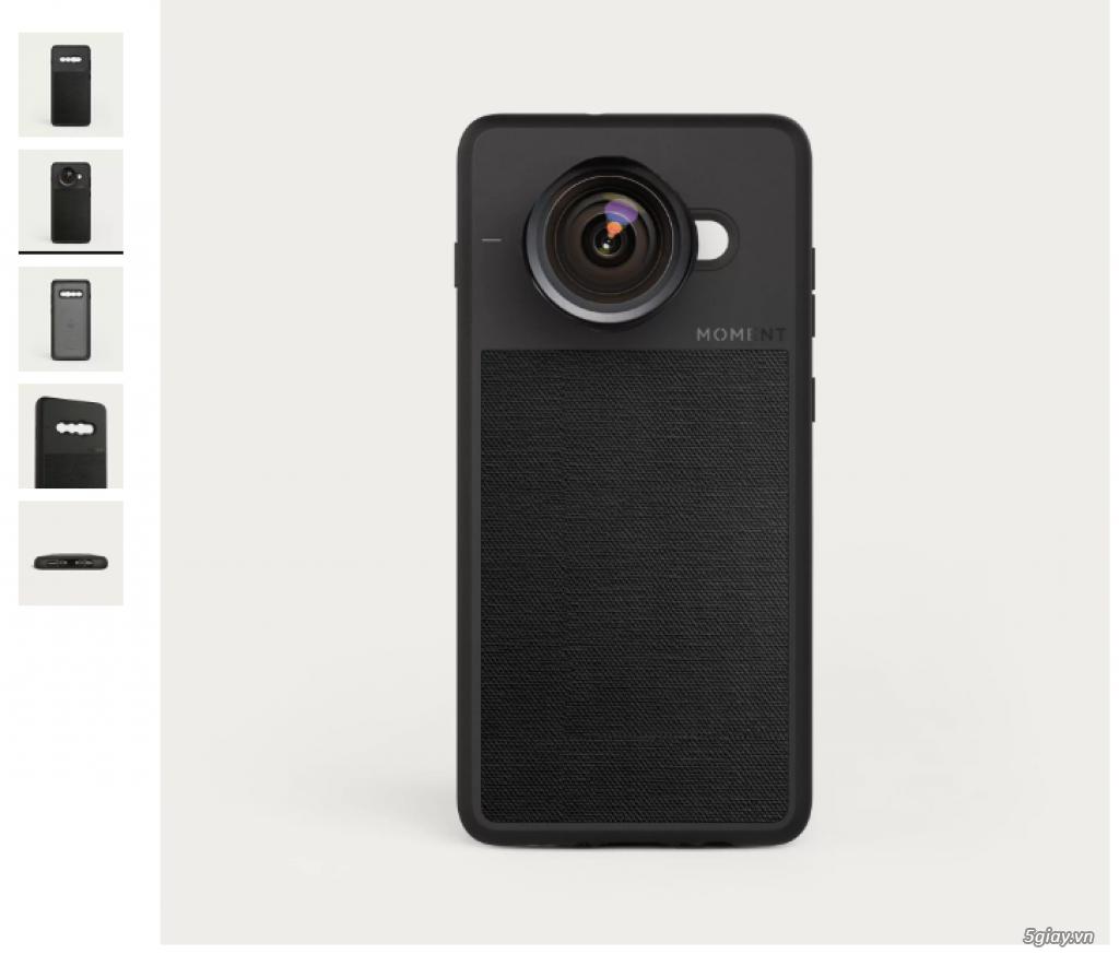 [HCM] Cần bán combo lens của hãng Moment nổi tiếng - 6