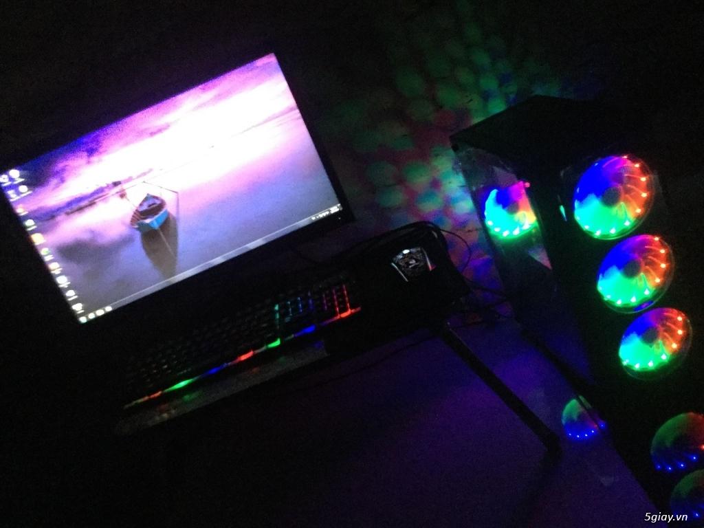 LẤP PC CHƠI GAME RẺ CÂN ĐƯỢC PUBG PC GTV5 APEX GAME KHŨNG HIỆN NAY - 1