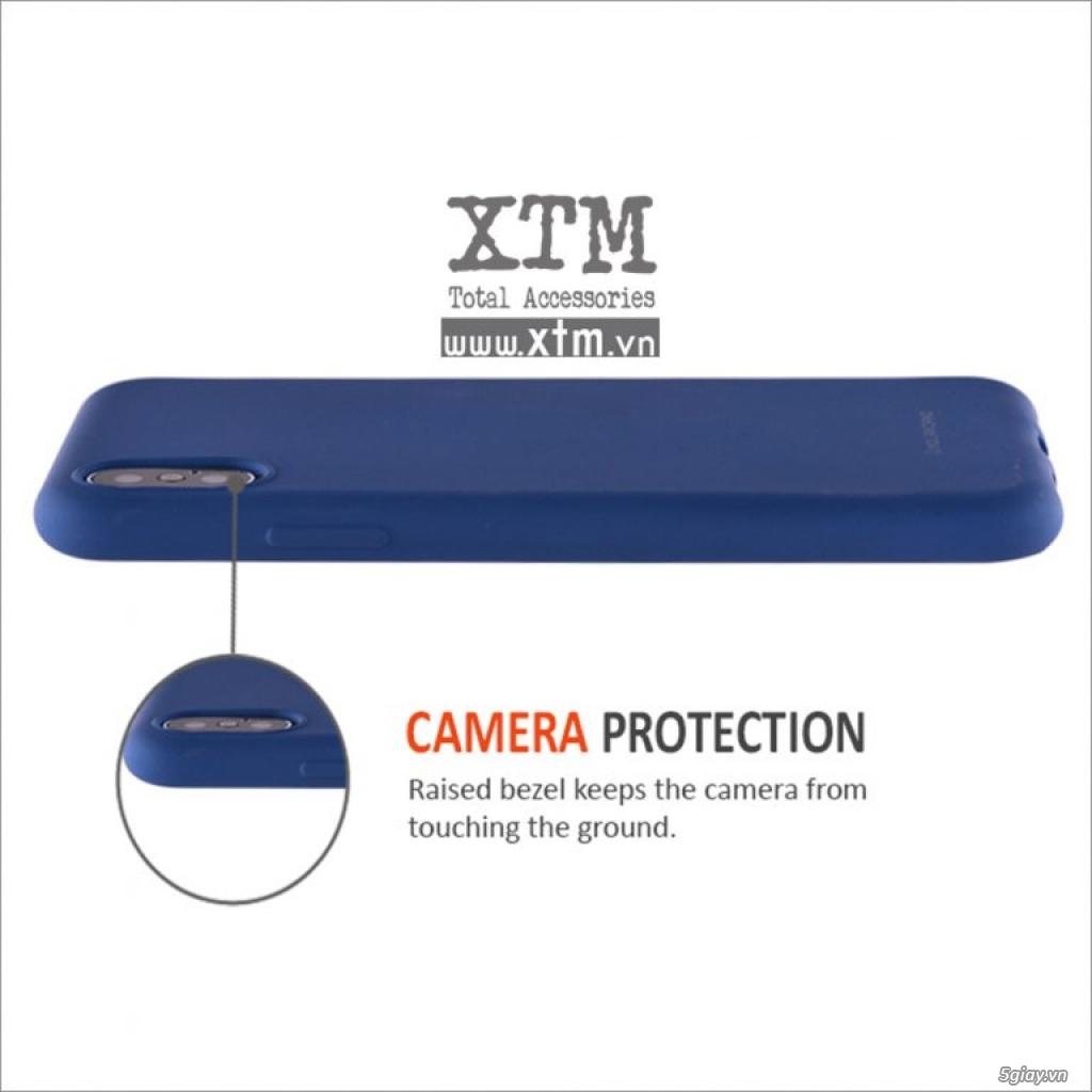 Ốp lưng chống sốc, chống bám bẩn dành cho iPhone X   Xs   Xr   Xs Max,