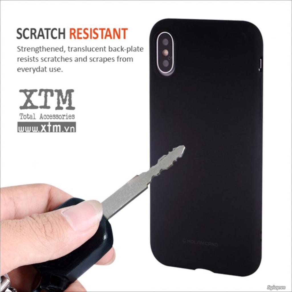 Ốp lưng chống sốc, chống bám bẩn dành cho iPhone X   Xs   Xr   Xs Max, - 1