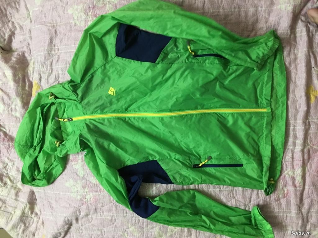 4 cái áo khoác nữ dù một lớp siêu mới siêu chất Hot hot hot - 11