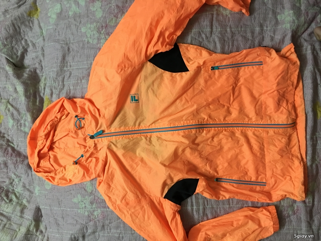 4 cái áo khoác nữ dù một lớp siêu mới siêu chất Hot hot hot - 5