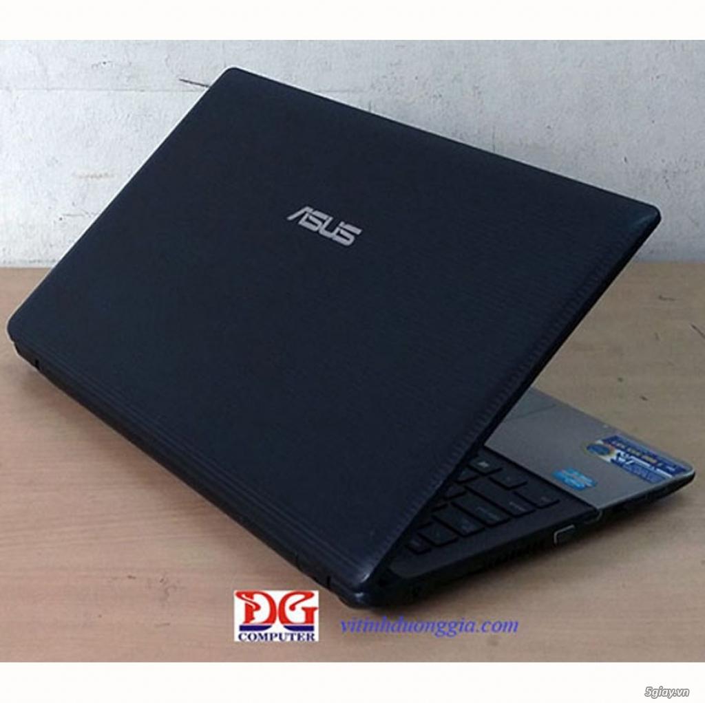 Laptop Asus K55A Core i5, bàn phím số đầy đủ - 1