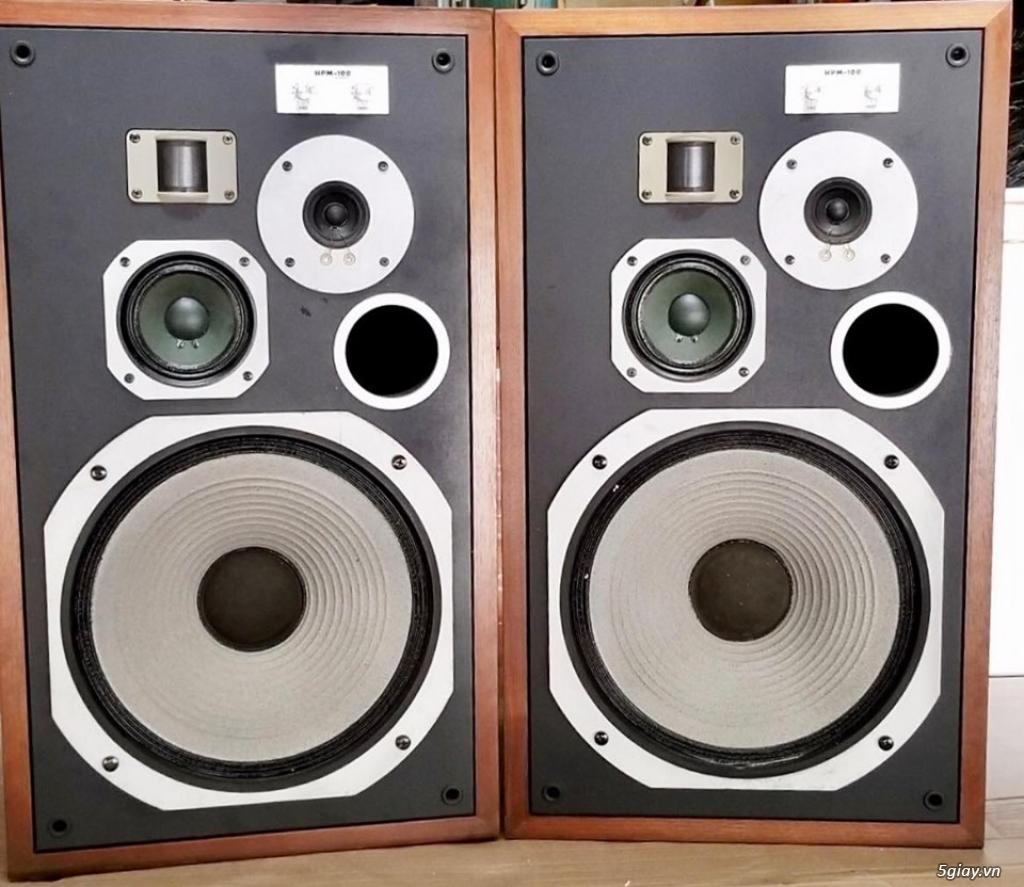Cần bán: Loa Pioneer HPM 100 - 200w - 1