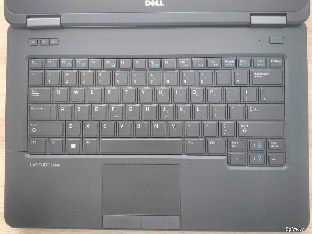 Laptop xách tay dell latitude e5440 siêu bền giá tốt - 2
