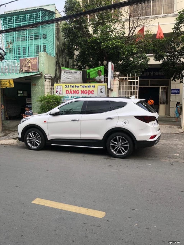 Hyundai Santa Fe 2018 - 1