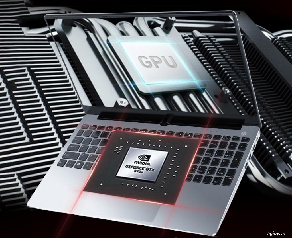 Laptop i7 Ram 4GB SSD 128GB Nvidia 2GB Full HD - 3