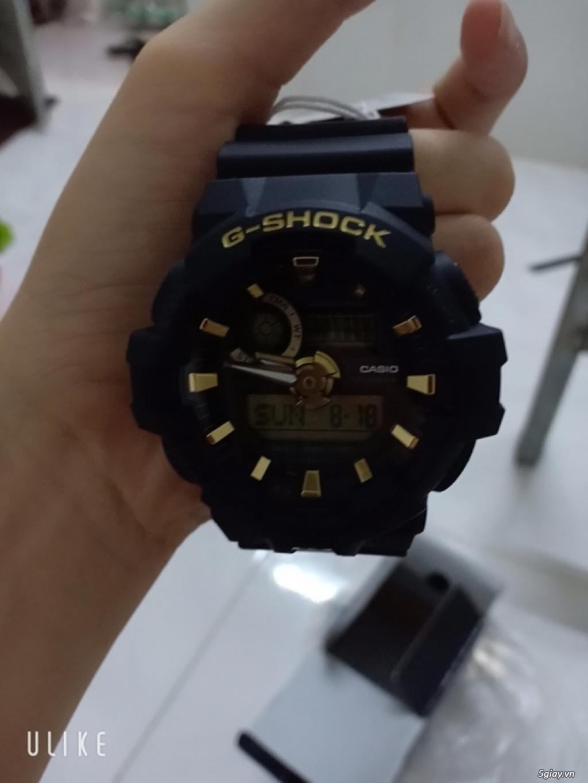 Gshock GA 710B