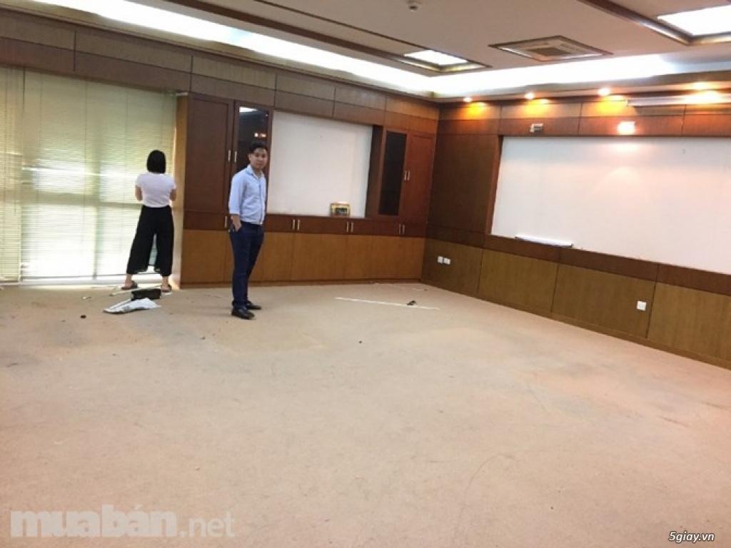 Cho thuê văn phòng tại phố Trần Xuân Soạn, quận Hai Bà Trưng