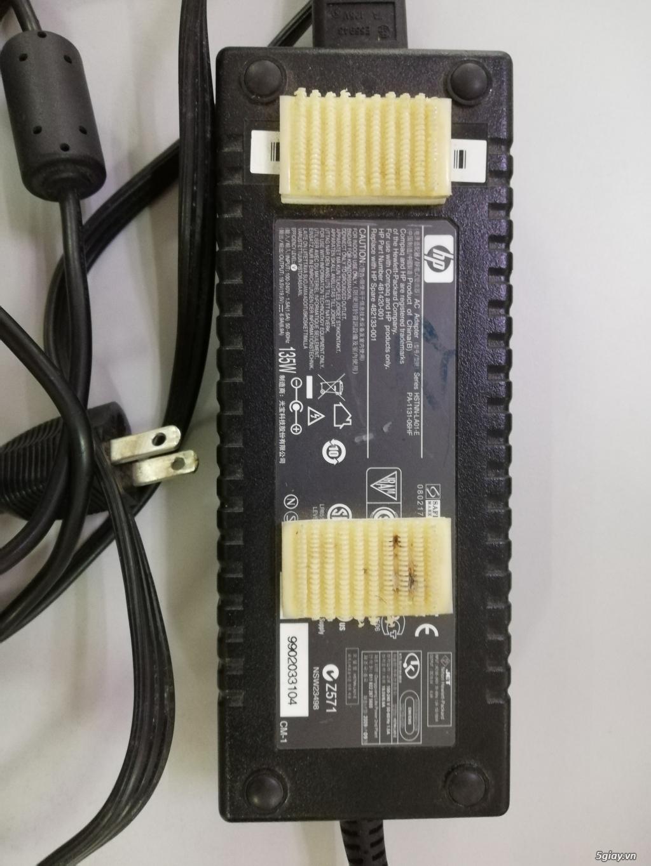 Bán Adaptor Laptop HP 135w đầu kim - 1