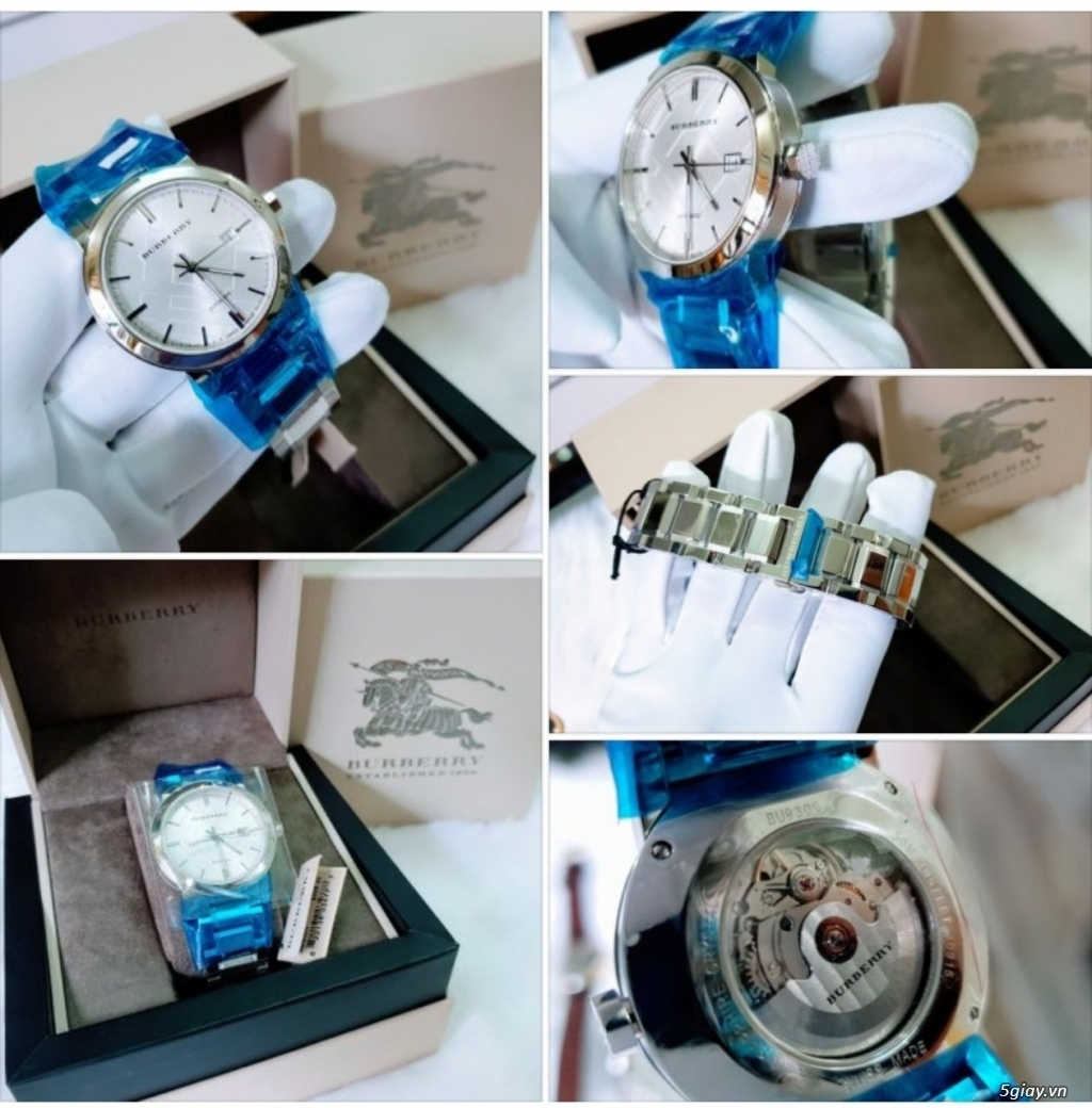 Phúc-Đồng Hồ (BUY & SELL AUTHENTIC WATCHES) Longines-Omega-Tissot-... - 21