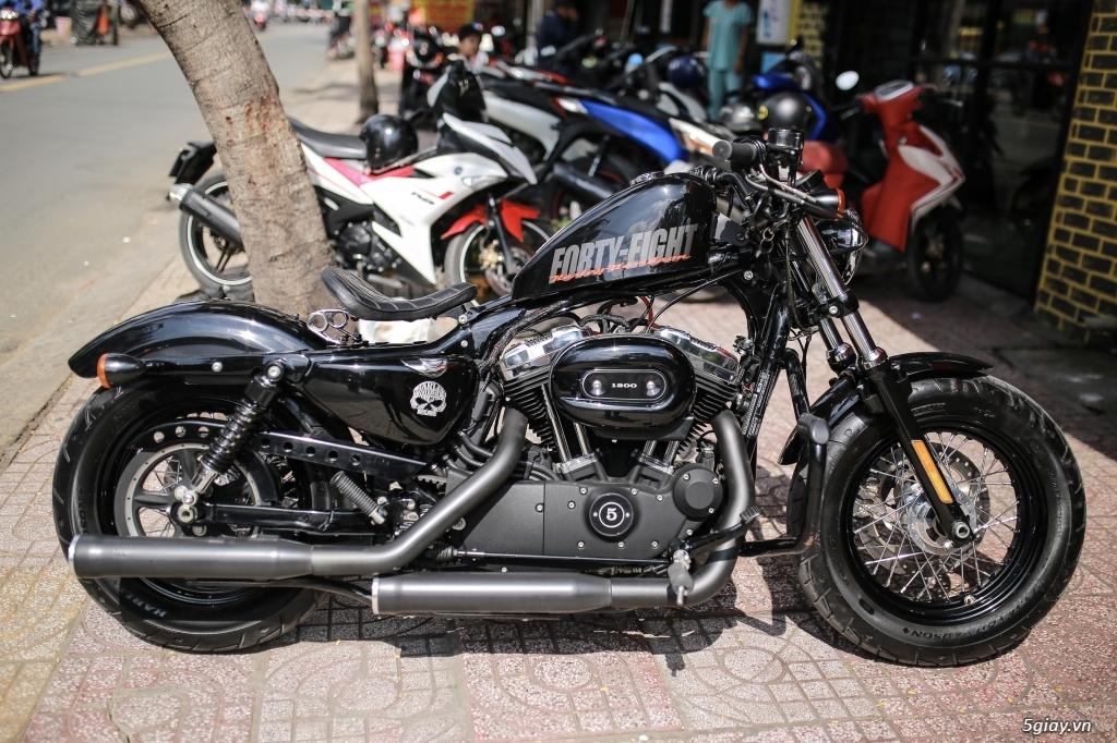 Harley davidson 48 giá tốt - 3