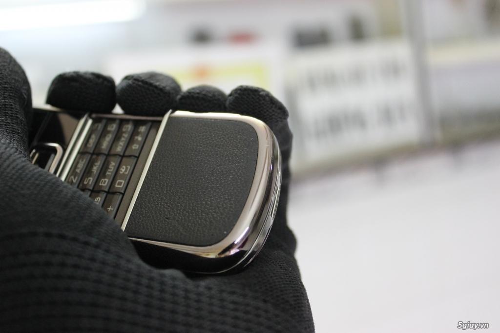 Nokia 8800 sapphire nâu zin. Chính hãng... - 1