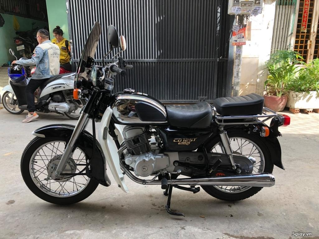 Honda-CD-125cc-1999 - 2