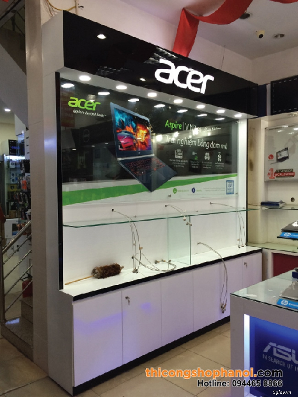 Thiết kế shop điện thoại - 3